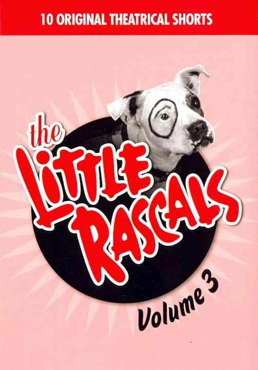 LITTLE RASCALS VOL 3 BY LITTLE RASCALS (DVD)